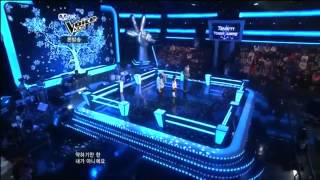 Snow Flower (Sorry,I Love U OST) - The Voice Kids