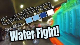 Go Pro Cruiser Crawl Water Fight