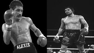 Fantasy Fight: Alexis Arguello vs Roberto Duran