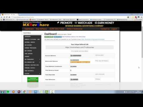MxRevShare.com  –  Wstęp do programu