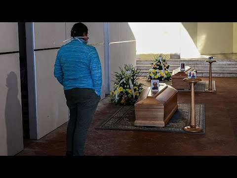 В Италии снова рекордное число умерших за сутки