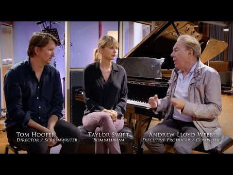 CATS Beautiful Ghosts - Making of Beautiful Ghosts with Taylor Swift and Andrew Lloyd Weber