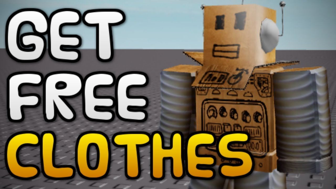 Roblox How To Get Free Clothes 2020 Shirts Pants Need Premium