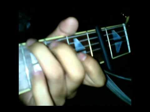Chris Vadham-Hanya Nyanyian Dalam Sepi Cover