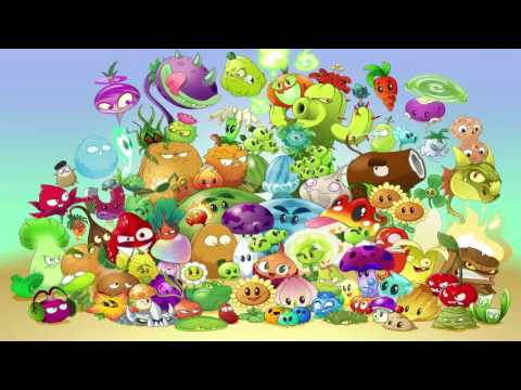 Plants vs Zombies 2 Original Soundtrack by Laura Shigihara