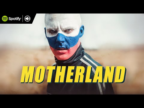 DJ BLYATMAN - MOTHERLAND feat. Nick Sax (Official Music Video)