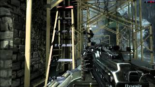 Call of duty: Modern Warfare 3 single player campaign Prague Castle level complete gameplay