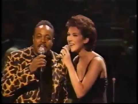 Celine Dion & Peabo Bryson  Beauty And The Beast  Japan 1994