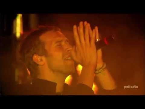 Coldplay - Square One Live @ Hackney, London 2005