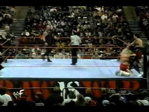 WWF Raw Is War 1998 - The Rock n Roll Express Vs D.O.A