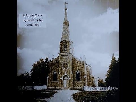 St   Angela  Merici  Catholic  Church,  Fayetteville,  Ohio