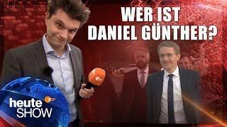Lutz van der Horst bei den Wahlpartys in Schleswig-Holstein | heute-show vom 12.05.2017