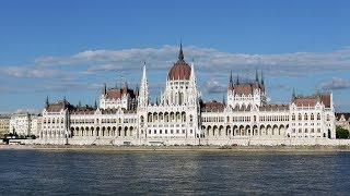 2017 Круиз по Дунаю