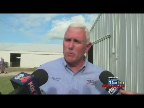 Ind. GOP sources: Pence likely VP pick, search for ballot replacement heating up
