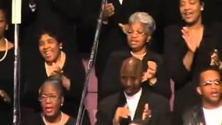 Detroit Mass Choir - Something Got a Hold of Me