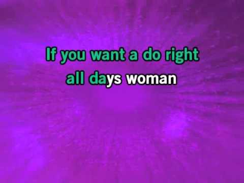 03 Do Right Woman, Do right man