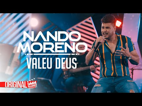 Nando Moreno – VALEU DEUS