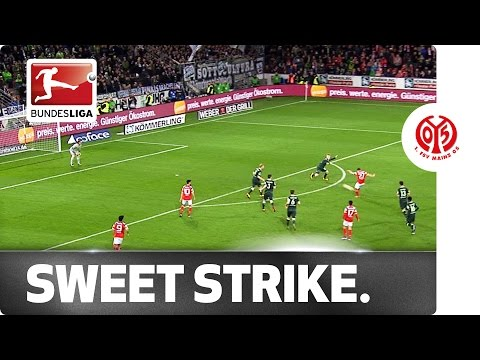 What A Hit! Clemens Corker Downs Gladbach