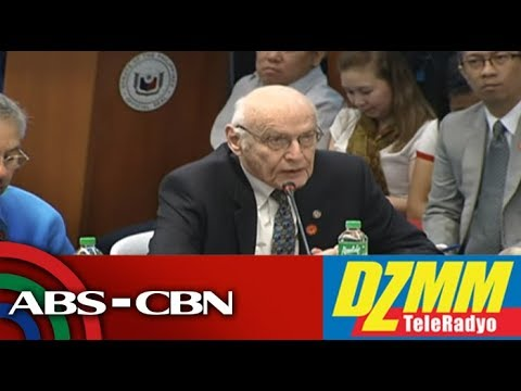 DZMM TeleRadyo: Dengue vaccine expert questions age limit for Dengvaxia shots