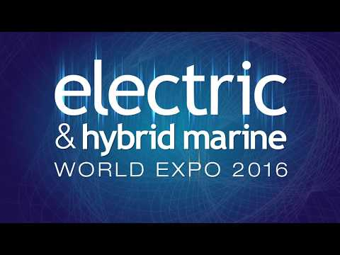 Eco Marine Power at Electric & Hybrid Marine World Expo 2016