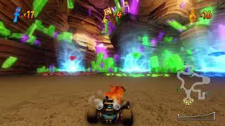 Crash Team Racing Nitro-Fueled часть7 Кубки! Подробности в описании!