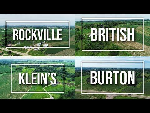 Aerial Farm Tour - Kuster Farms - How Farms Work