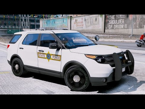 GTA 5 LSPDFR #574 State Week Day 1 - Illinois State Police Live Stream