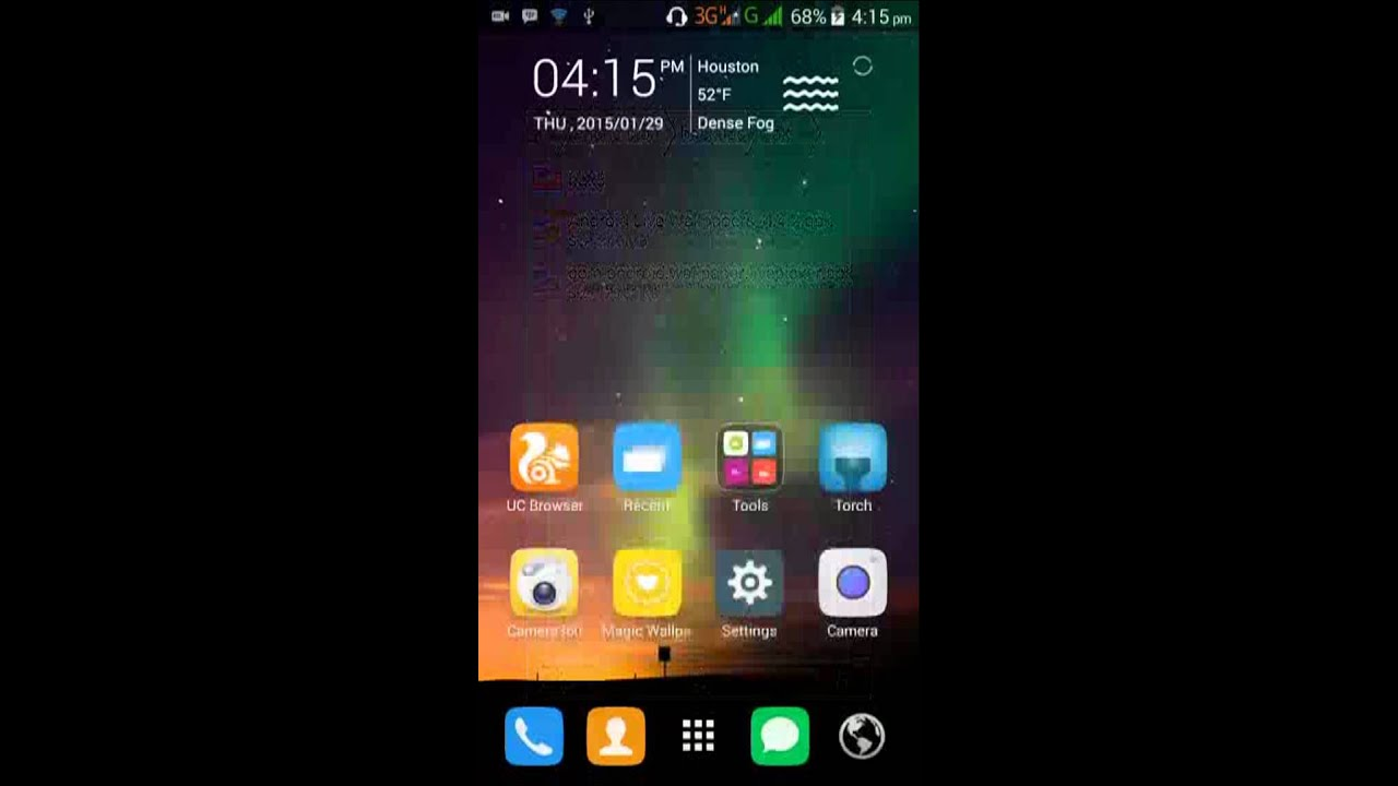 How to Install Android Live Wallpaper Picker on Innjoo Note or any OS 4.4 Device - YouTube