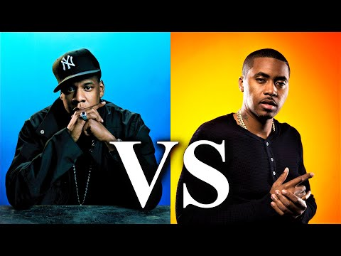JAY-Z Vs. Nas - Full Battle [Lyrical Analysis]
