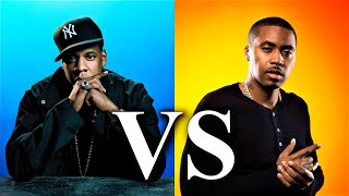 JAY-Z Vs. Nas - Full Battle [Beef Analysis]
