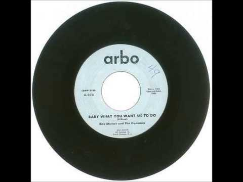 RAY MURRAY AND THE DYNAMICS - WITH ALL MY LOVE / BABY WHAY YOU WANT ME TO DO - ARBO 222 - 1960