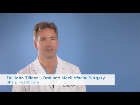 Dr. John Tillner, Oral and Maxillofacial Surgery