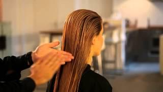 Cheveux longs укладка длинных волос