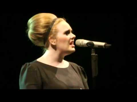 Adele in San Diego - I Can't Make You Love Me -  2011-08-18