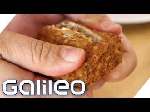 Qualitätscheck: die Supermarkt-Frikadelle | Galileo | ProSieben