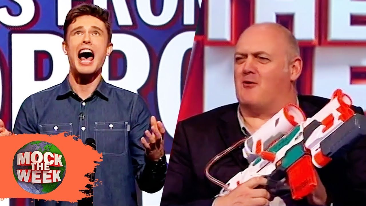 Download Unlikely Lines From A Horror Film   Mock The Week