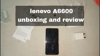 lenovo a6600 plus unboxing and review 2017