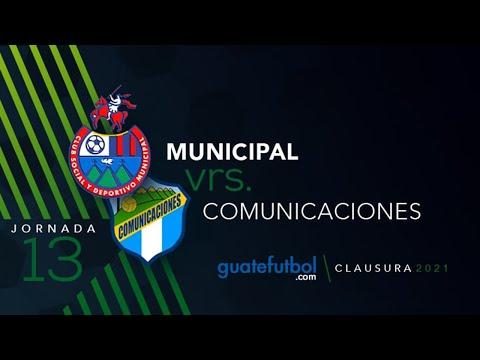 LOS CREMAS CONQUISTAN EL TRÉBOL | MUNICIPAL 0-1 COMUNICACIONES