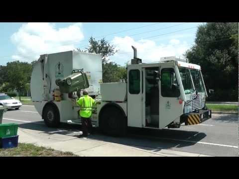 Lodal EVO Side Loader: City of Sarasota