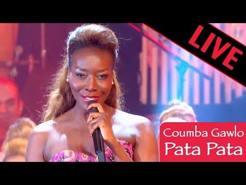COUMBA GAWLO - PATA PATA / Live dans les années bonheur
