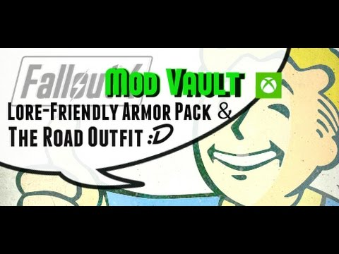 Fallout 4 Console Mods: Super Immersive & Lore Friendly Outfits!! :D