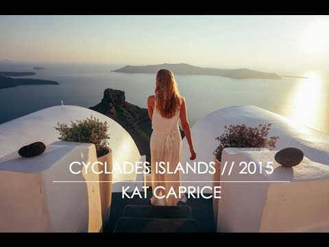 Cyclades Islands || Kat Caprice