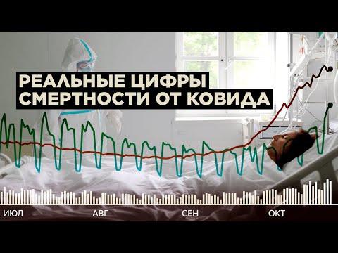 «СТАТИСТИКА —ПОЛНОЕ ВРАНЬЕ». Реальные цифры вируса в России от экс-демографа Росстата