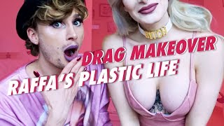 RAFFA´S PLASTIC LIFE DRAG MAKEOVER / Candy Crash