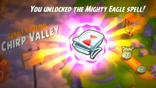 Angry Birds 2 | Unlocked: The Mighty Eagle Spell  | Blues's Ability