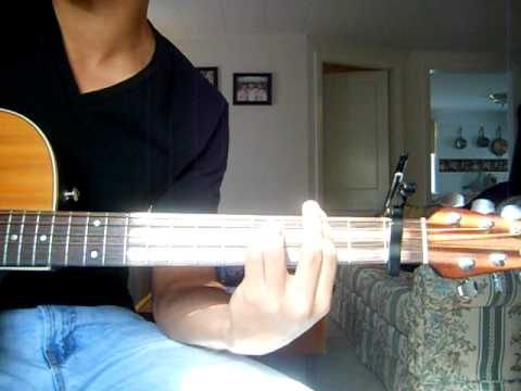 Not Over You -Gavin Degraw Guitar Tutorial