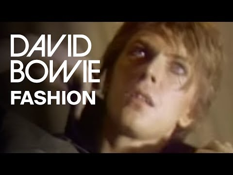 David Bowie - Fashion (Official Video)