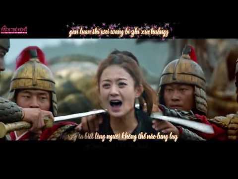 [Vietsub Kara] MV VỌNG - OST SỞ KIỀU TRUYỆN (Triệu Lệ Dĩnh, Trương Bích Thần)