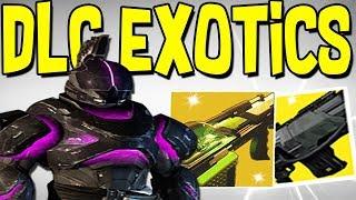 Destiny 2: SAINT 14 EXOTIC SHOTGUN & INSECT GRENADE LAUNCHER! New Exotics, DLC Glitches, & Quests