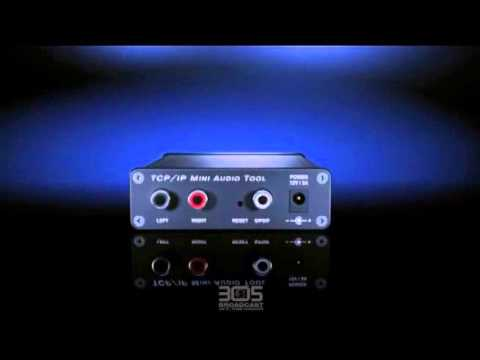 DB90 - Compact IP Audio Codec